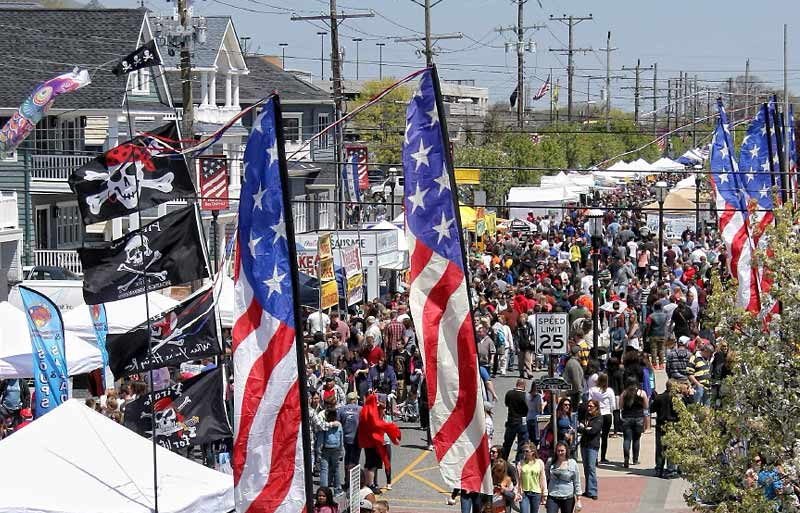 Bayfest annual Somers Point Fesival >